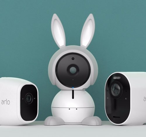 Smart-home Tech: Arlo's 3 new home security products